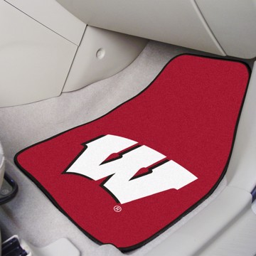 Picture of Wisconsin Carpet Car Mat Set