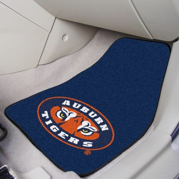 Picture of Auburn Carpet Car Mat Set