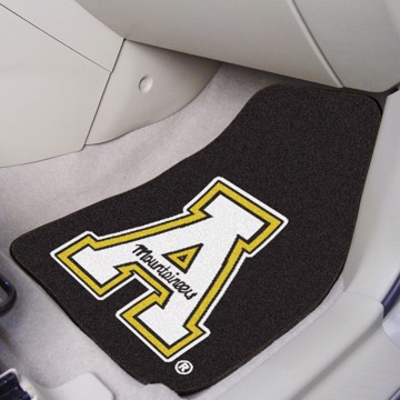 Picture of Appalachian State Carpet Car Mat - Set