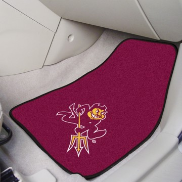 Picture of Arizona State Carpet Car Mat Set