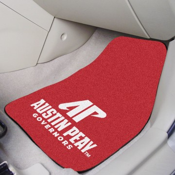 Picture of Austin Peay Carpet Car Mat Set
