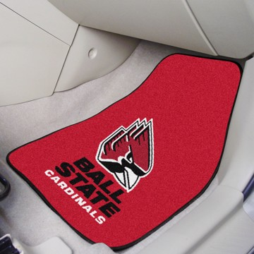 Picture of Ball State Carpet Car Mat - Set