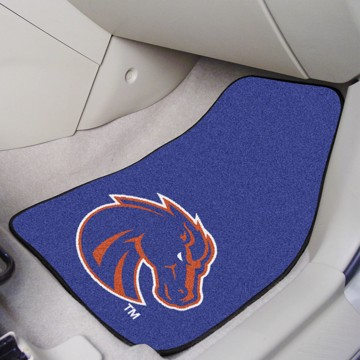 Picture of Boise State Carpet Car Mat - Set