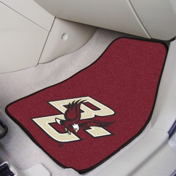Picture of Boston College Carpet Car Mat Set