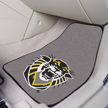 Picture of Fort Hays State 2-Piece Carpet Car Mat Set