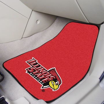 Picture of Illinois State Carpet Car Mat Set