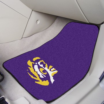 Picture of LSU Carpet Car Mat Set