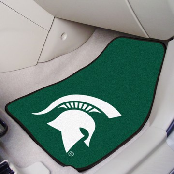 Picture of Michigan State Carpet Car Mat Set