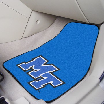 Picture of Middle Tennessee Carpet Car Mat Set