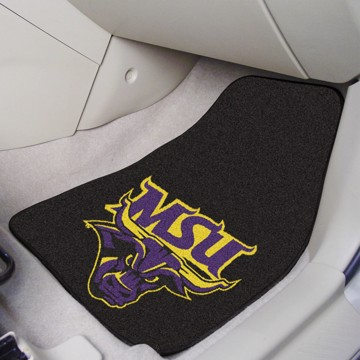 Picture of Minnesota State - Mankato Carpet Car Mat Set
