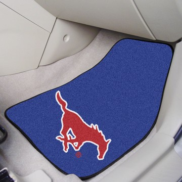 Picture of SMU Carpet Car Mat Set