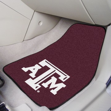 Picture of Texas A&M Carpet Car Mat Set