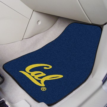 Picture of Cal - Berkeley Carpet Car Mat Set