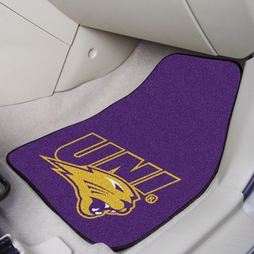 Picture of Northern Iowa Carpet Car Mat Set