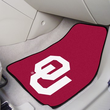 Picture of Oklahoma Carpet Car Mat Set