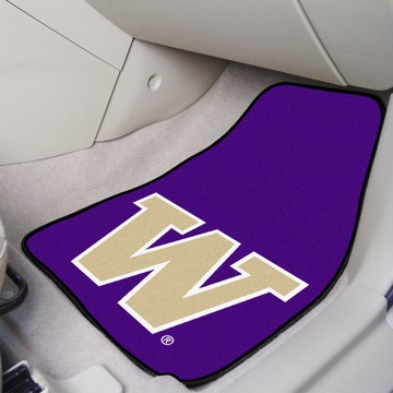 Picture of Washington Carpet Car Mat Set