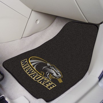 Picture of Wisconsin-Milwaukee Carpet Car Mat Set