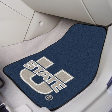 Picture of Utah State Carpet Car Mat Set