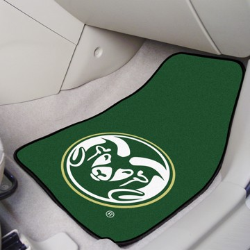Picture of Colorado State Carpet Car Mat Set