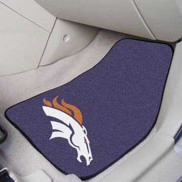 Picture of NFL - Denver Broncos Carpet Car Mat Set