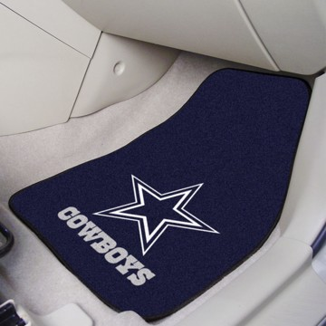 Picture of NFL - Dallas Cowboys Carpet Car Mat Set