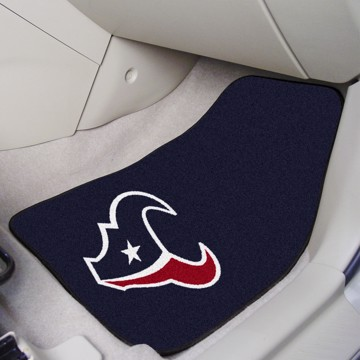Picture of NFL - Houston Texans Carpet Car Mat Set