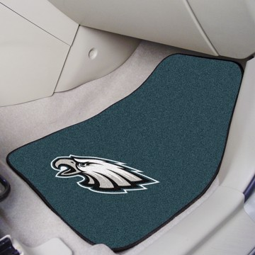 Picture of NFL - Philadelphia Eagles Carpet Car Mat Set