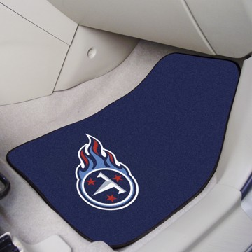 Picture of NFL - Tennessee Titans Carpet Car Mat Set