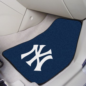 Picture of MLB - New York Yankees Carpet Car Mat Set