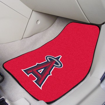 Picture of MLB - Los Angeles Angels Carpet Car Mat Set