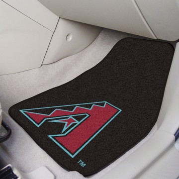 Picture of MLB - Arizona Diamondbacks Carpet Car Mat Set