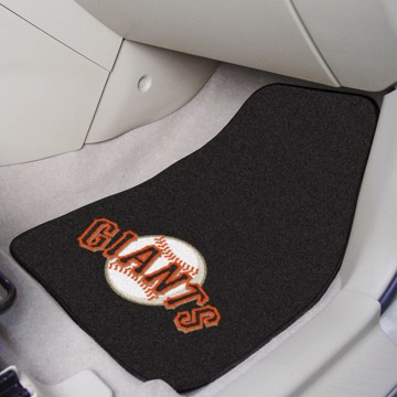 Picture of MLB - San Francisco Giants Carpet Car Mat Set