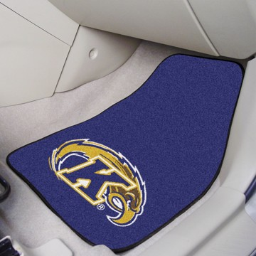 Picture of Kent State Carpet Car Mat Set