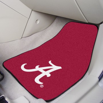 Picture of Alabama Carpet Car Mat Set