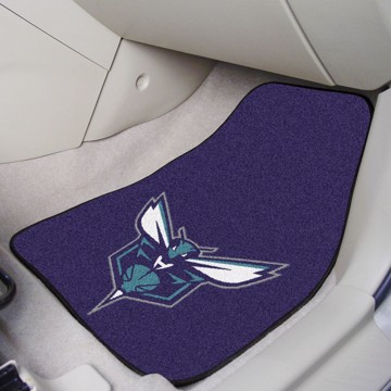 Picture of NBA - Charlotte Hornets Carpet Car Mat Set