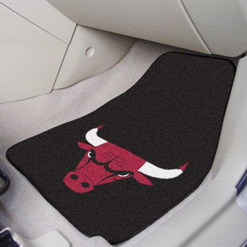 Picture of NBA - Chicago Bulls Carpet Car Mat Set