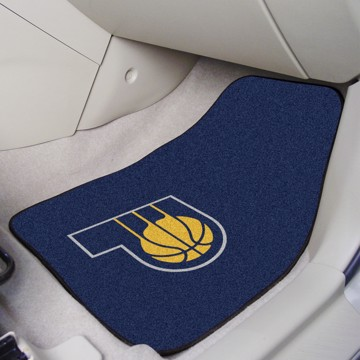 Picture of NBA - Indiana Pacers Carpet Car Mat Set