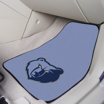 Picture of NBA - Memphis Grizzlies Carpet Car Mat Set