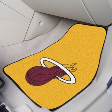 Picture of NBA - Miami Heat Carpet Car Mat Set