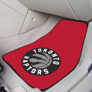 Picture of NBA - Toronto Raptors Carpet Car Mat Set