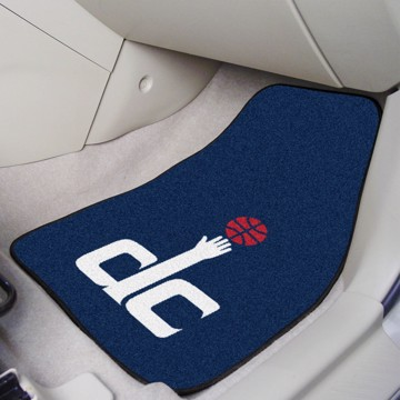 Picture of NBA - Washington Wizards Carpet Car Mat Set