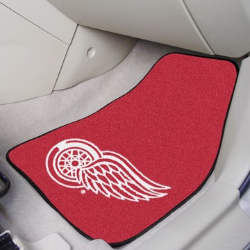 Picture of NHL - Detroit Red Wings Carpet Car Mat Set