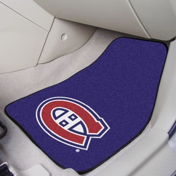 Picture of NHL - Montreal Canadiens Carpet Car Mat Set