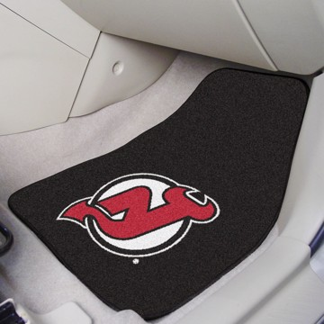Picture of NHL - New Jersey Devils Carpet Car Mat Set