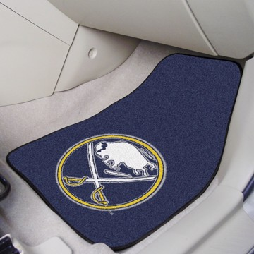 Picture of NHL - Buffalo Sabres Carpet Car Mat Set