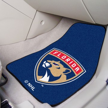 Picture of NHL - Florida Panthers Carpet Car Mat Set