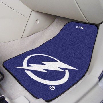 Picture of NHL - Tampa Bay Lightning Carpet Car Mat Set