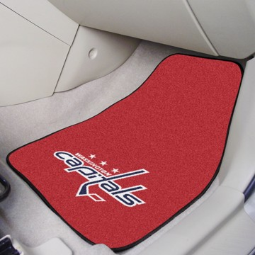 Picture of NHL - Washington Capitals Carpet Car Mat Set