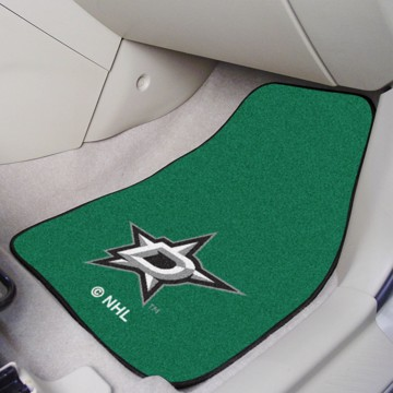 Picture of NHL - Dallas Stars Carpet Car Mat Set