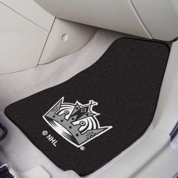 Picture of NHL - Los Angeles Kings Carpet Car Mat Set